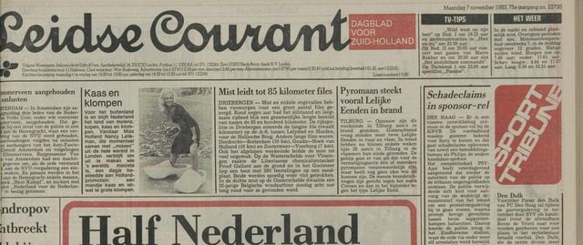 Leidse Courant 1983-11-07