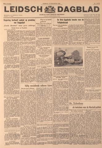 Leidsch Dagblad 1947-08-12