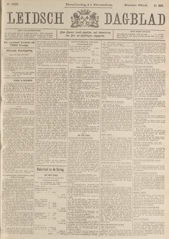 Leidsch Dagblad 1916-12-14