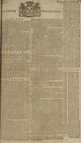 Leydse Courant 1771-04-01