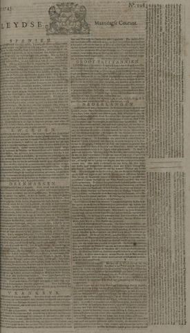 Leydse Courant 1743-09-09