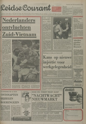 Leidse Courant 1975-04-05