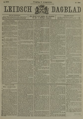 Leidsch Dagblad 1909-08-06