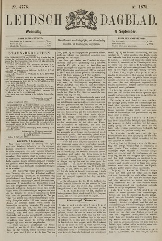 Leidsch Dagblad 1875-09-08