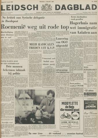 Leidsch Dagblad 1968-03-01