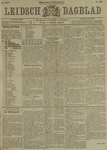 Leidsch Dagblad 1904-12-05