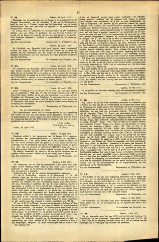 Handelingen van de Raad 1877-04-27