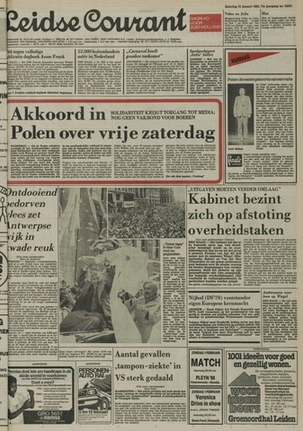 Leidse Courant 1981-01-31