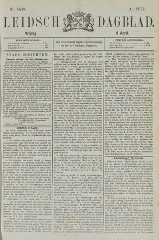 Leidsch Dagblad 1875-04-09