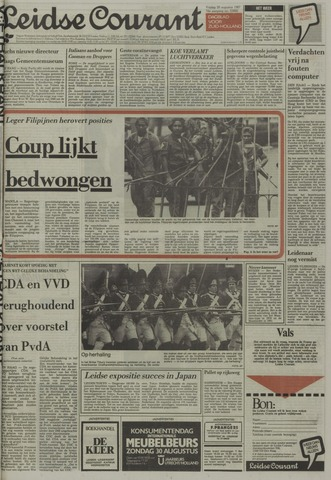 Leidse Courant 1987-08-28