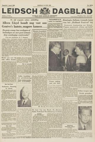Leidsch Dagblad 1959-06-16