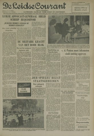 Leidse Courant 1962-11-09