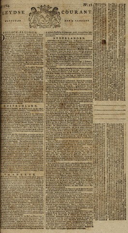 Leydse Courant 1784-02-11