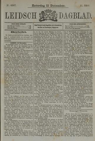 Leidsch Dagblad 1880-12-11