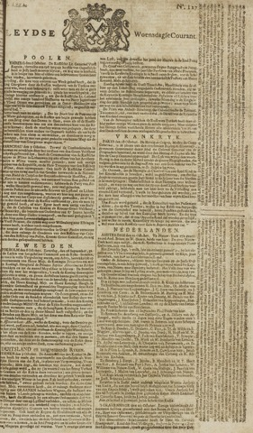 Leydse Courant 1771-10-23