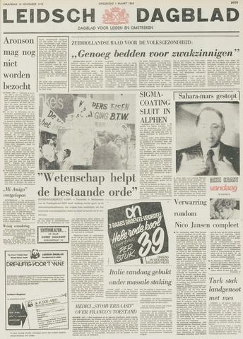Leidsch Dagblad 1975-11-10