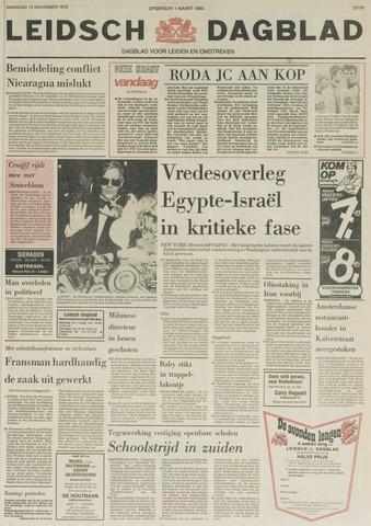 Leidsch Dagblad 1978-11-13