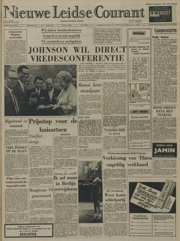 Nieuwe Leidsche Courant 1967-09-30