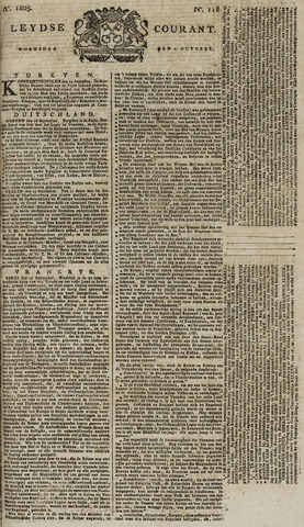 Leydse Courant 1805-10-02