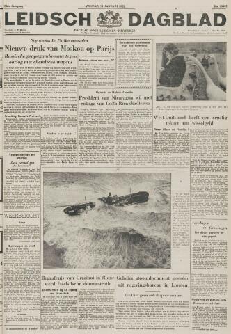 Leidsch Dagblad 1955-01-14