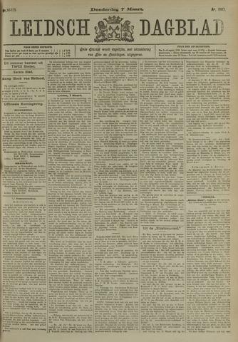 Leidsch Dagblad 1907-03-07