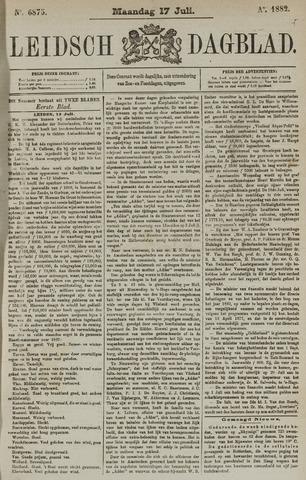 Leidsch Dagblad 1882-07-17