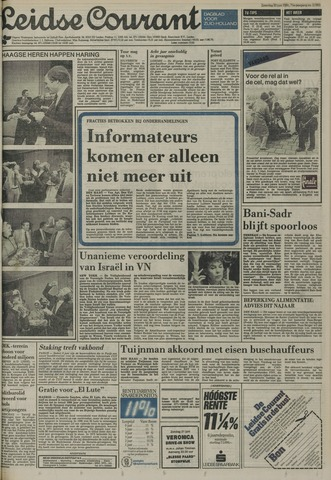 Leidse Courant 1981-06-20