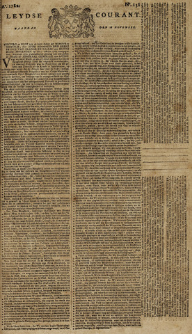 Leydse Courant 1782-11-18