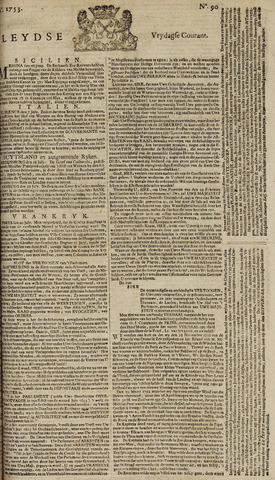 Leydse Courant 1753-07-27