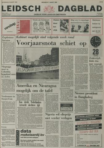 Leidsch Dagblad 1982-03-27