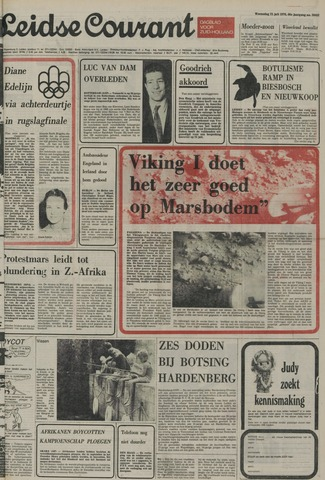 Leidse Courant 1976-07-21