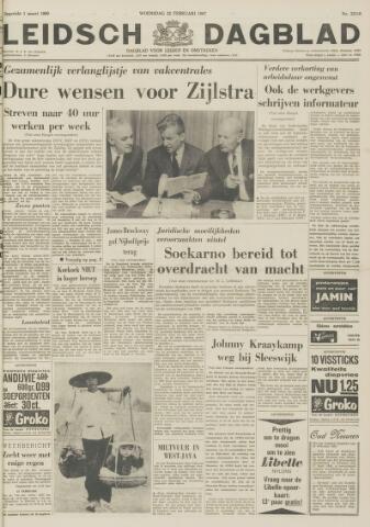 Leidsch Dagblad 1967-02-22