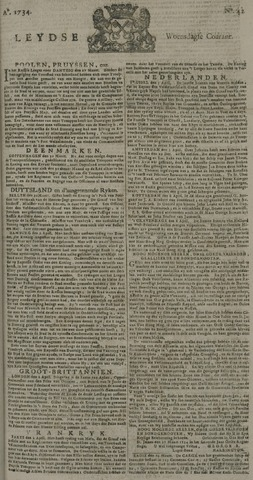 Leydse Courant 1734-04-07