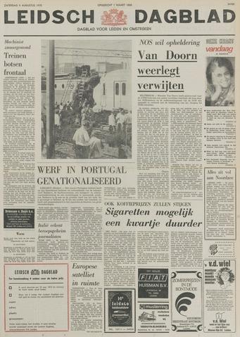 Leidsch Dagblad 1975-08-09