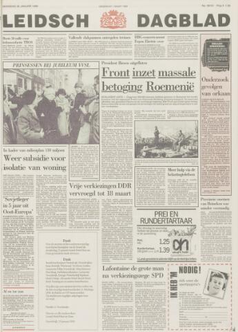 Leidsch Dagblad 1990-01-29
