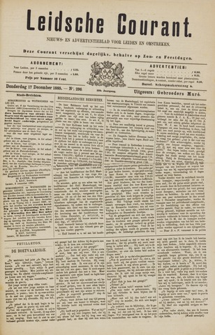 Leydse Courant 1885-12-17
