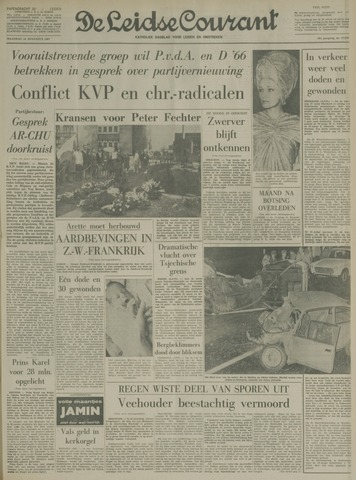 Leidse Courant 1967-08-14