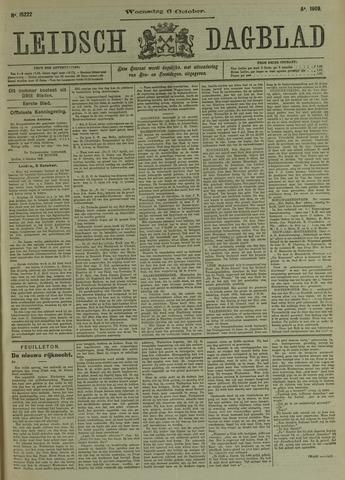 Leidsch Dagblad 1909-10-06