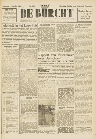 De Burcht 1945-10-18