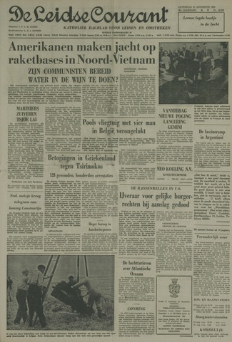 Leidse Courant 1965-08-21