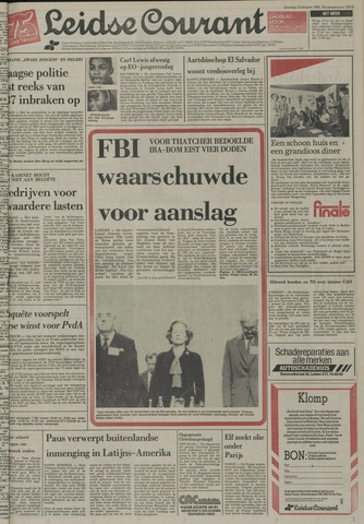 Leidse Courant 1984-10-13