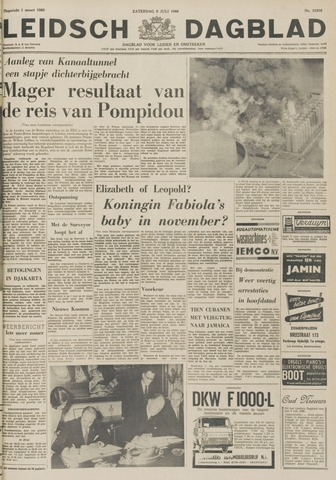 Leidsch Dagblad 1966-07-09