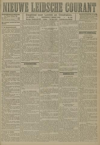 Nieuwe Leidsche Courant 1923-03-07
