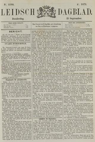 Leidsch Dagblad 1873-09-25