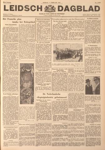 Leidsch Dagblad 1947-02-04