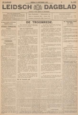 Leidsch Dagblad 1928-09-18