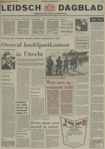 Leidsch Dagblad 1980-02-04