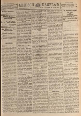 Leidsch Dagblad 1921-09-05