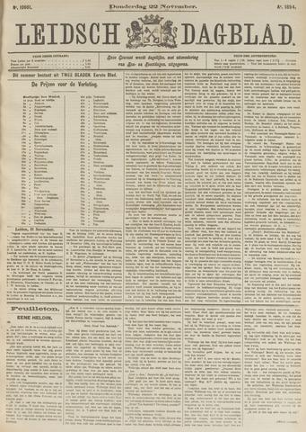 Leidsch Dagblad 1894-11-22