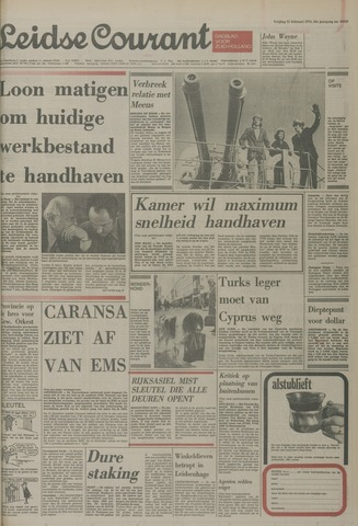 Leidse Courant 1975-02-21